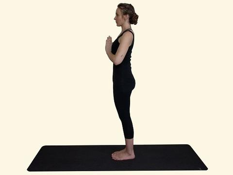 Yoga Flow: How To Do Moon Salutations/Chandra Namaskar
