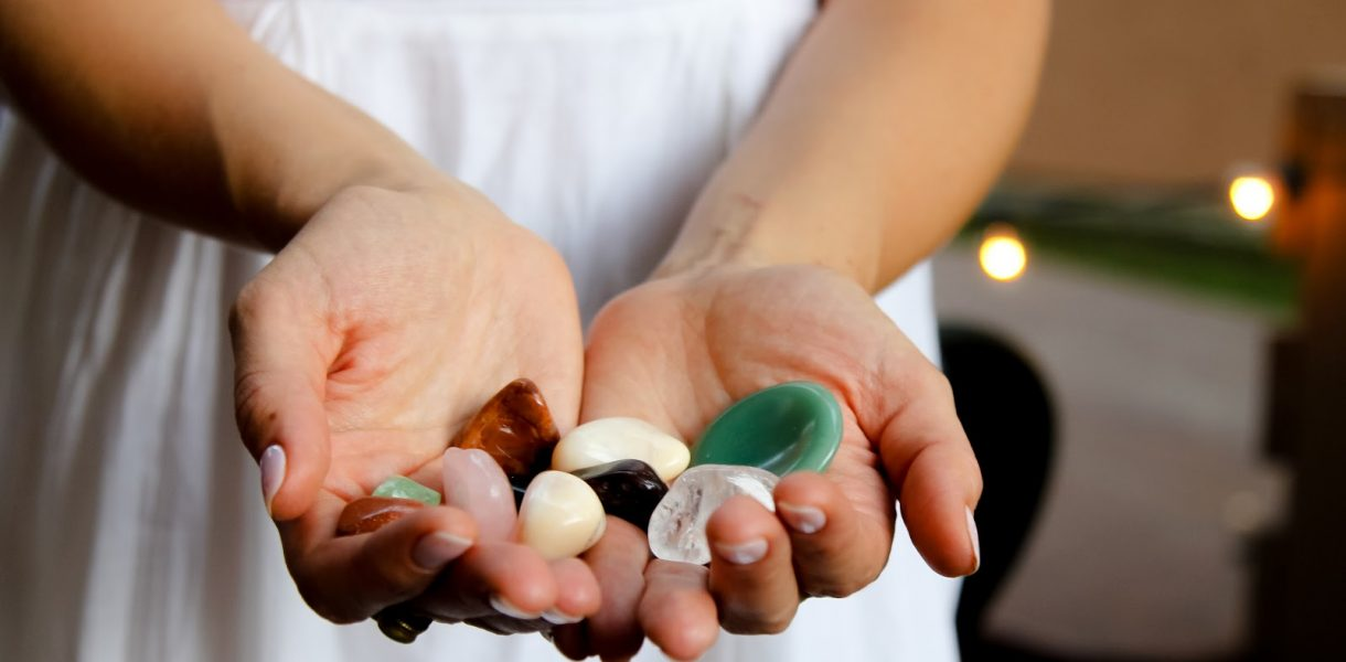 Using Healing Crystals in your Skin Care
